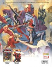Verso de Spider-man : Web-warriors