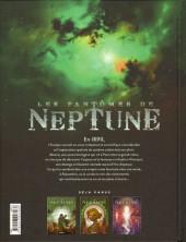 Verso de Les fantômes de Neptune -3- Collapsus
