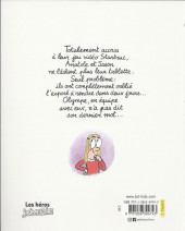 Verso de Anatole Latuile (Un roman) -3- Jeu de piste pour Anatole