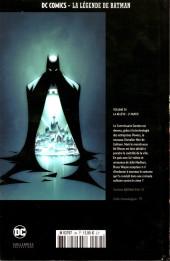 Verso de DC Comics - La légende de Batman -3479- La Relève - 2e partie
