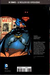 Verso de DC Comics - Le Meilleur des Super-Héros -86- Superman/Batman - Ennemis Publics
