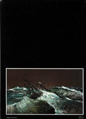 Verso de Les passagers du vent -4FLa1983- L'heure du serpent