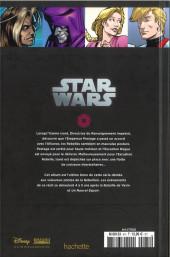Verso de Star Wars - Légendes - La Collection (Hachette) -8172- X-Wing - XI. Fin de Mission