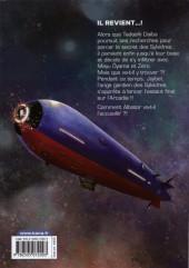 Verso de Capitaine Albator - Dimension voyage -7- Tome 7