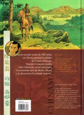 Verso de Chinaman -7- Affrontements à Blue Hill