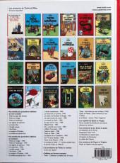 Verso de Tintin (Historique) -1d17- Tintin au pays des soviets