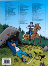 Verso de Les tuniques Bleues -39b2016- Puppet blues
