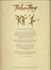 Verso de Trolls de Troy -19COF- Pas de nöl pour le père grommël