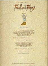 Verso de Trolls de Troy -20COF- L'héritage de waha