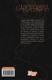 Verso de Carciphona - Tome 2