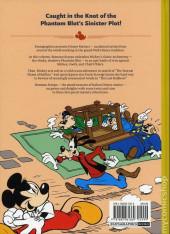 Verso de Disney Masters -5- Mickey mouse : the phantom blot's double mystery