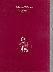 Verso de Chick Bill (collection BéDingue) -1- Chick Bill contre