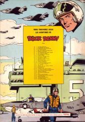 Verso de Buck Danny -22Pub- Top secret