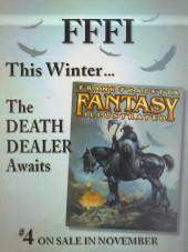 Verso de Frank Frazetta Fantasy Illustrated (1998) -3- Frank Frazetta Fantasy Illustrated #3