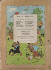 Verso de Tintin (Historique) -8B22- Le sceptre d'Ottokar