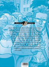 Verso de Le cybertueur -5- La Secte
