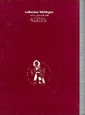 Verso de Chick Bill (collection BéDingue) -2- Les carottes sont cuites