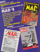 Verso de Mad (Tales Calculated to Drive You) (1997) -3- Mad (Tales calculated to drive you) #5