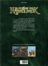 Verso de Le donjon de Naheulbeuk -INT02- Intégrale Tomes 4 à 6
