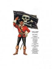 Verso de Barbe-Rouge -2c1974- Le Roi des Sept Mers