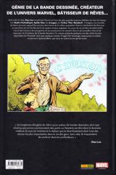 Verso de Stan Lee - Je suis Stan Lee - Je suis Stan Lee