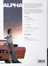 Verso de Alpha (Renard/Mythic/Jigounov/Lamquet) -1d2013- L'échange