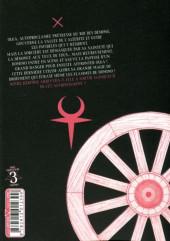 Verso de Iron Hammer Against the Witch -2- La revanche des sorcières 2