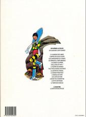Verso de Le vagabond des Limbes -12a1989- Les loups de Kohm