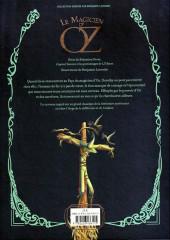 Verso de (AUT) Lacombe, Benjamin - Le Magicien d'Oz