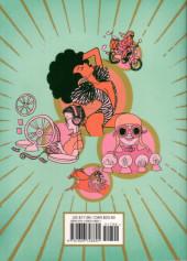 Verso de Brazen: Rebel Ladies Who Rocked the World