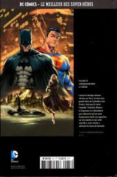 Verso de DC Comics - Le Meilleur des Super-Héros -87- Superman/Batman - Le trésor