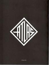 Verso de Le dernier Atlas -07- N°7