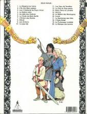 Verso de Thorgal -6b1993- La chute de Brek Zarith