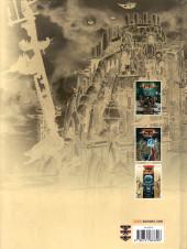 Verso de Exterminateur 17 - La trilogie d'Ellis -2- Retour à Ellis