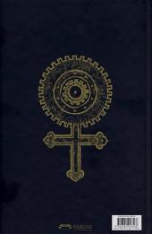 Verso de Lady Mechanika -INT3- Intégrale cycle III - Edition collector