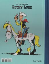 Verso de Lucky Luke - La collection (Hachette 2018) -44- La guérison des dalton