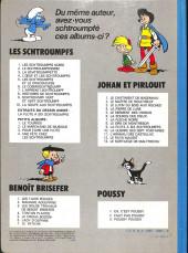 Verso de Johan et Pirlouit -3b80- Le lutin du bois aux roches