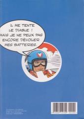 Verso de Michel Vaillant -MBD29- Michel Vaillant - Le Monde de la BD - 29