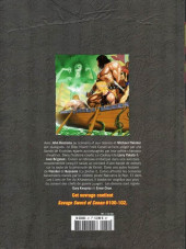 Verso de Savage Sword of Conan (The) - La Collection (Hachette) -31- Le dieu vivant !