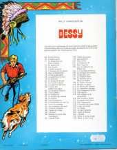 Verso de Bessy -73a1977- Les mutins