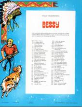 Verso de Bessy -77a1977- L'hôte indésirable