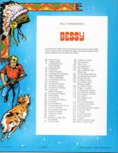 Verso de Bessy -78a1977- Le sacrifice à la nuit