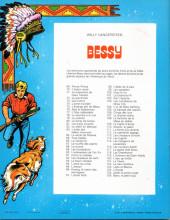Verso de Bessy -80a1977- Le terrier de Krotax