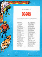 Verso de Bessy -84a1980- Le secret de Rhawik