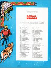Verso de Bessy -90a1979- L'enlèvement de Tali-Ya