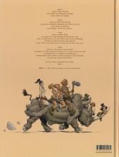 Verso de Avant -1- Mumu la bâtarde