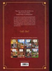 Verso de Les fondus du vin -BO- Les fondus des vins de nos régions
