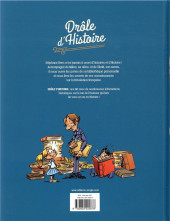 Verso de Drôle d'histoire (Duvigan/Derache) - Drôle d'histoire - La révolution française