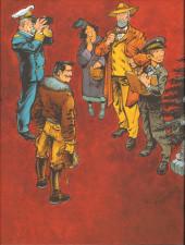 Verso de Spirou et Fantasio par... (Une aventure de) / Le Spirou de... -12Noël- Il s'appelait ptirou