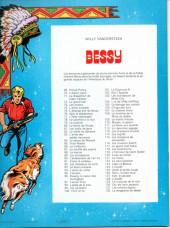 Verso de Bessy -92a1979- Les chasseurs de cerfs